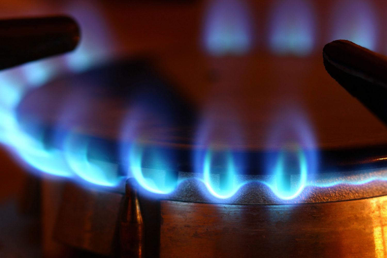 Gasflamme Propan